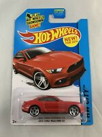 Hot Wheels - 2015 Ford Mustang GT (2014 First Editions) - BOXED SHIPPING