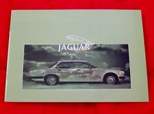 Jaguar XJ Series III - USA Range - RARE Full Colour Brochure 1984 - English Text