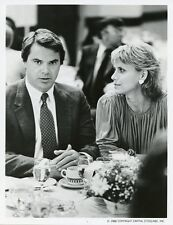 ROBERT URICH CINDY PICKETT PORTRAIT AMERIKA ORIGINAL 1986 ABC TV PHOTO