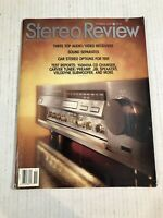Vintage STEREO REVIEW Audiophile HIFI Magazine November 1990