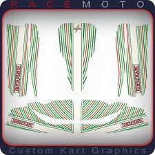 Karting Stickers for Tony Kart Rotax Max X30 TonyKart Otk M6 Kz Kz2 Senior Tkm