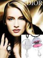 """100% Authentic LTD EDT Dior Diorlight """"Swarovski"""" Jewel Lippenstift Halskette"""