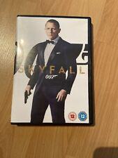 James Bond 007 Skyfall (DVD, 2013) Excellent Condition