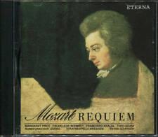 CD  MOZART REQUIEM  Price Schmidt Araiza Adam Bernstein  SCHREIER  Leipzig 1982