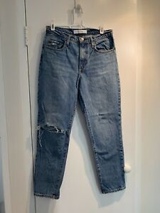 Nobody Bessette Ripped Jeans Sz 27