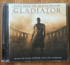 Gladiator - Original Soundtrack CD Decca, Hans Zimmer & Lisa Gerrard