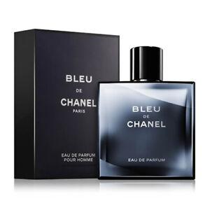 Bleu De Chanel Eau De Perfume For Men 3.4 Oz  -100 Ml