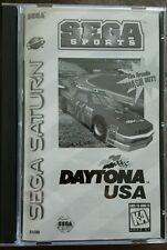 Daytona USA (Sega Saturn, 1995) CIB/MIB