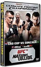 UFC 70 - LE CHOC DES NATIONS - DVD ~ Mirko Cro Cop - NEUF -