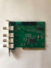 Sabrent 4 Channel PCI DVR Card SC-PVS1- 2 Available
