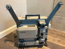 Hokushin Sc-210 16Mm Movie Projector With Case Excellent Condition