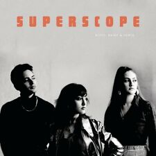 Kitty, Daisy & Lewis - Superscope (NEW CD DIGIPACK)