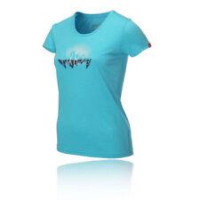 Hauts et maillots de fitness bleus pour femme, taille XS