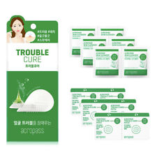 [NEW Package] Acropass Trouble Cure Microneedle Pimple Patch - 6 Swabs,6 Patches