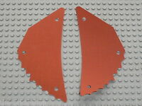 Aile LEGO STAR WARS ewok wings Cloth Sail x1978 / set  8038 The Battle of Endor