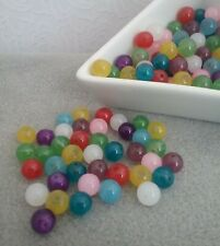 ❤ 10mm Candy Jade Beads ❤ Summer Mix ❤ PROMO - SEE ITEM DESCRIPTION ❤