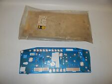 New OEM 1991-2001 Isuzu VehiCROSS Instrument Panel Printed Circuit Board