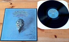 THE EAGLES Their Greatest Hits 1971-1975 UK 1976 Vinyl LP Embossed EX/EX Best Of