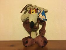 """Looney Tunes Coyote Plush Soft Toy 12"""""""