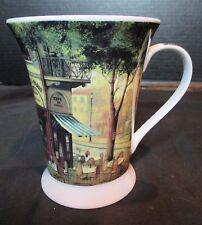 Pimpernel Fine Porcelain Mug Parisian Scene