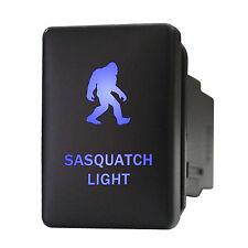 Push switch 9B20B 12volt Toyota OEM Replacement SASQUATCH LIGHT Tacoma LED BLUE