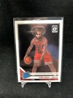 2019-20 Panini Donruss Optic Coby White RC Bulls Rated Rookie #180 Rookie AC33