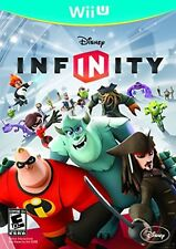 Disney Infinity Nintendo Wiiu GAME ONLY (NO FIGURES) - NEW - FREE SHIPPING