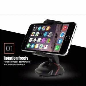 Creative Foldable Mouse Car Phone Mount Holder Stand
