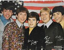 16 Magazine 1966 Revere Raiders AUTOGRAPHED to U by Mark Lindsay