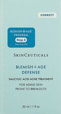 Skinceuticals Blemish+ Age Defense Acne Treatment 30ml(1oz)  BRAND NEW