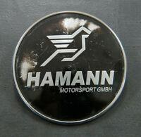 BMW 3er E90 5er E60 F10 Emblem Typenschild Plakette Ø 82MM 8132375 Hamann Sport