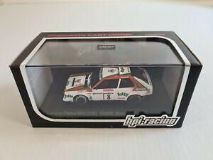 1/43 HPI 968 Lancia Delta S4 1986 Sanremo (#8) Die Cast Model