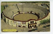 Juarez Bullfighting Ring COCA COLA SIGN Vintage Stadium Mexico ca. 1952