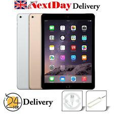 Apple iPad Air 2 16 GB 32 GB 64 GB 128 GB WiFi or WiFi+ 4G 9.7 '' Various Colour