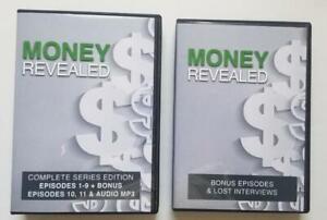 MONEY REVEALED Complete Series Edition + Bonuses (2019; 2 Sets; 18 DVDs + 1 CD)