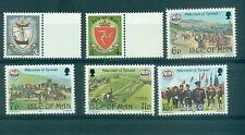 MILITAIRES & BLASON - SOLDIERS & COAT ISLE OF MAN 1979 Millenium of Tynwald