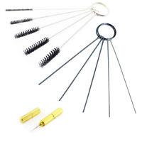 11Pcs Windshield Spray Wiper Washer Nozzle Washer Cleaning Car Jet Needle Brush
