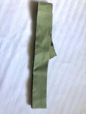 "Sew On Latch hook Rug Binding 1.5"" X 2 yds Sage Green"