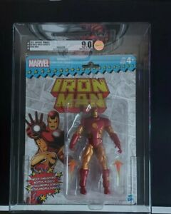 Marvel Iron man Figur AFA *Super Zustand*