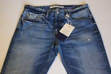 $198 Men's Banana Republic White Oaks Cone Denim Selvedge Jeans Sz 33x32 Mills
