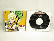 DRAGON BALL Z Cho Butoden Sound Truck Audio CD Japan