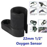 "1PC 1/2"" Oxygen Sensor Socket Wrench Offset Removal Flare Nut Socket Tool 22mm"