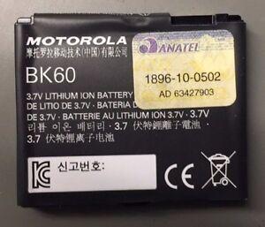 Motorola BK60 Battery for A1600 L71 L72 L7e EM30 SLVR L9 ROKR E8
