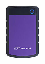 1TB Transcend StoreJet 25H3 2.5-inch USB3.0 Portable Hard Drive