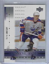 2001-02 Upper Deck Honor Roll #32 Wayne Gretzky