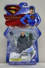Superman Returns Missile Launching Lex Luthor Mattel NIP 4+ 5 inch 2006 S203-5