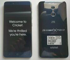 "BRAND NEW!!  ZTE Grand X Max 2 Z988 - 16GB -6"" Display Android Cricket Wireless"