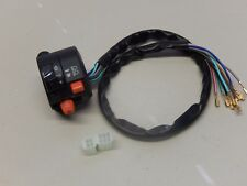 HENSIM 150CC ATV LEFT LIGHT CONTROL,KILL,START SWITCH COMP W/9 WIRES after marke