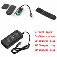 For Xiaomi M365 Scooter Repair Parts Circuit Board +Battery Charger+Folding Pole