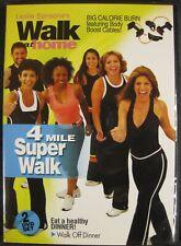 Leslie Sansone Walk at Home: 4 Mile Super Walk Big Calorie Burn Discs Only